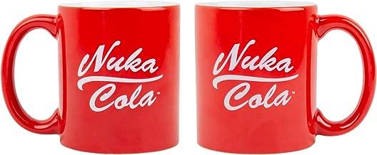 One Size Fallout Unisex Casquette 76-Drink Nuka-cola Vintage Visor Mehrfarbig Multicouleur