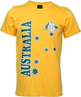 Zmart Unisex Adults Kids Mens Womens Australian Day Aussie Souvenir Tee Tops T Shirt