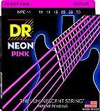 Best DR Strings Electric Guitar strings - DR Strings HI-DEF NEON Electric Guitar Strings (NPE-11) Review