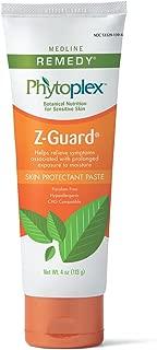 Medline Remedy Phytoplex Z-Guard Skin Protectant Paste, 4 Oz., 12 Count