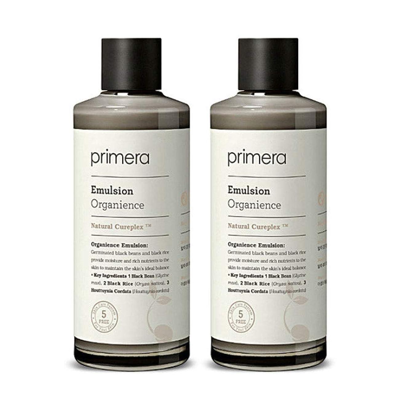 エアコン表示調和プリメラオカニオンスエマルジョン150ml x 2本セット、Primera Organience Emulsion 150ml x 2ea Set [並行輸入品]