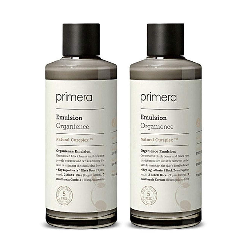 流用する効能ある調停者プリメラオカニオンスエマルジョン150ml x 2本セット、Primera Organience Emulsion 150ml x 2ea Set [並行輸入品]