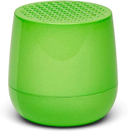 Lexon Mino Bluetooth Lautsprecher Fluoreszierendes Grün Audio Hifi