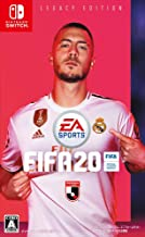 EA FIFA 20 [LEGACY EDITION] FOR NINTENDO SWITCH REGION FREE JAPANESE VERSION