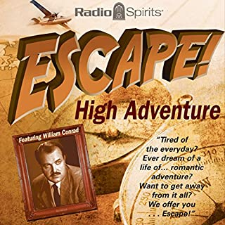 Escape: High Adventure audiobook cover art