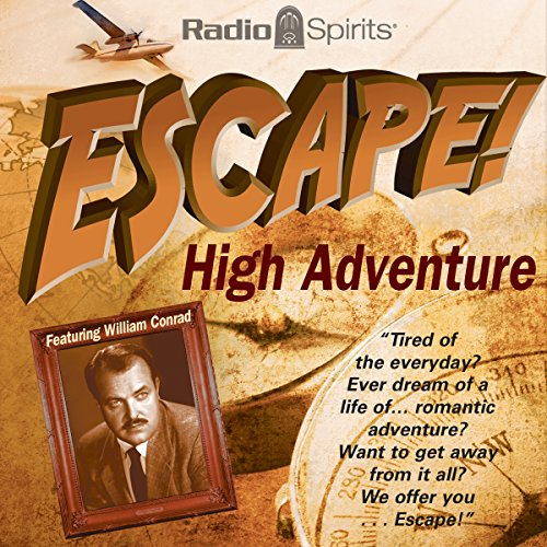 Escape: High Adventure audiobook cover art
