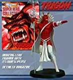 dc comics - Figura de Plomo Super Hero Collection Especial Trigon