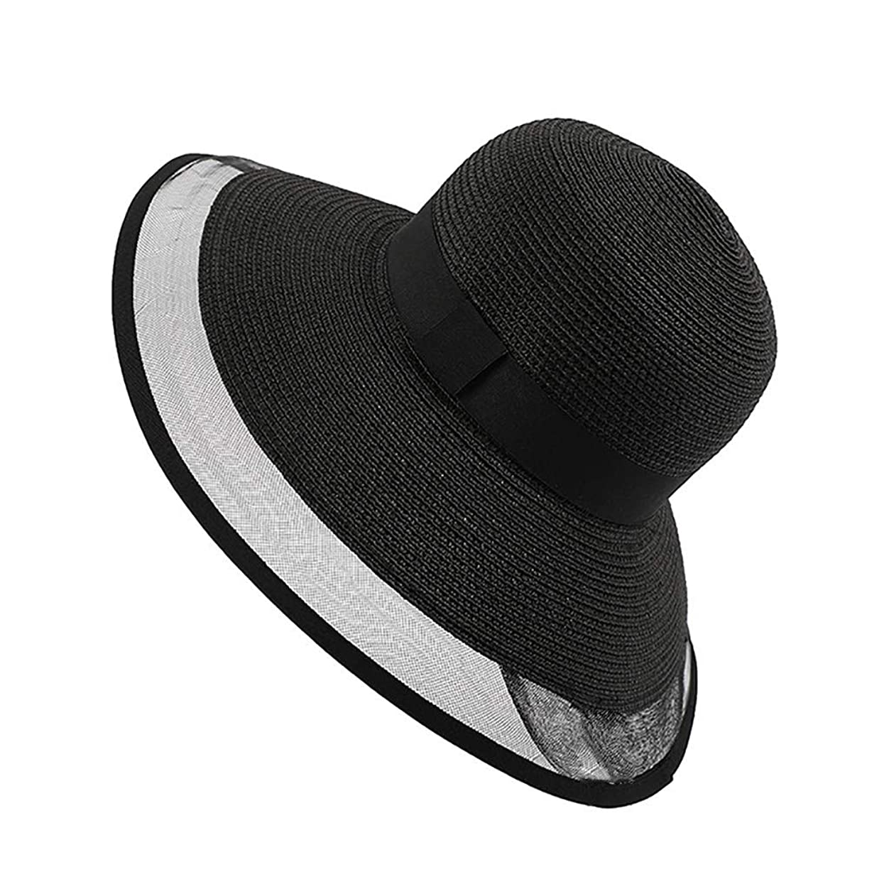 警告するすり減る平らにするGlennoky 麦わら帽子 レディース ストローハット メンズ キャップ 帽子 ハット 小顔効果 メッシュキャップ メッシュ帽 ユニセックス おしゃれ ワークキャップ 旅行 お出かけ 紫外線対策 日よけ uvカット ビーチキャップ 男女兼用 春夏