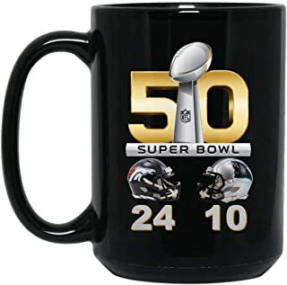 Best super bowl 50 coffee mugs Reviews