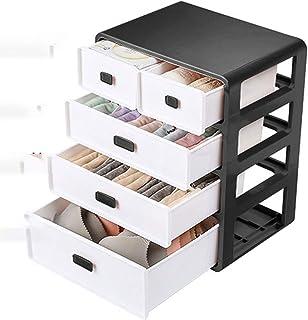 QWEA Panier Rangement,boîtes de Rangement,organisateurs de tiroir sont fabriqués en matériau PP respectueux de l'environne...