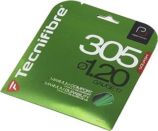 Tecnifibre 305 1.20 (17 Gauge) Green Squash String Set