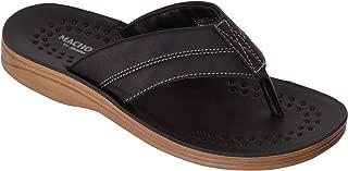 BATA Men Black Soft Stylish Slipper