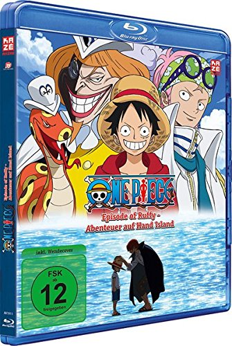 One Piece - TV Special: Episode of Ruffy - Abenteuer auf Hand Island - Vol. 1 - [Blu-ray]