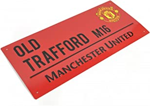 Best manchester united street sign Reviews