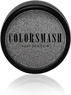 colorsmash hair shadow on dark hair