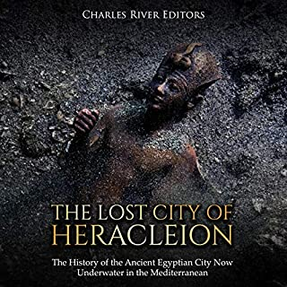 The Lost City of Heracleion cover art