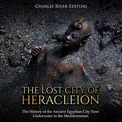 The Lost City of Heracleion audiobook cover art