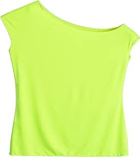 Women's 80's T Shirt 1980's Costume