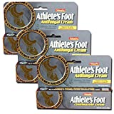 Natureplex Athlete's Foot Antifungal Cream 1.25 Oz [3 pack]