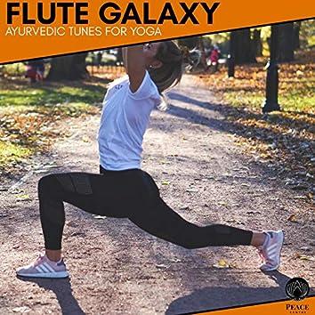Flute Galaxy - Ayurvedic Tunes For Yoga