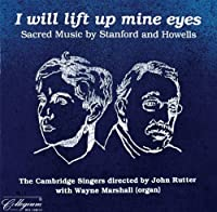 I Will Lift Up Mine Eyes: Sacred Music by BAIRSTOW / PALESTRINA / HANDL; (1993-09-13)