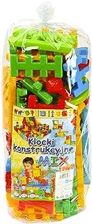Tupiko Tupiko-KK80 80 Piece Constructional Blocks Mix, Multi-Color