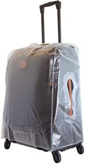 Bric's Protective Cover for Life|Life Pelle|Varese 21 Inch Carry on Spinner, Transparent (Transparent) - BAC00931.999