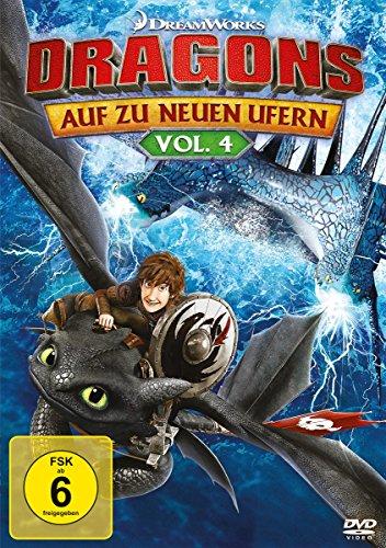 Dragons - Auf zu neuen Ufern Vol. 4