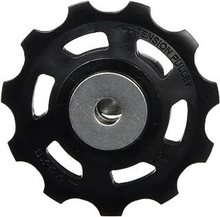 1 par 11T//13T Rodamiento Rueda Jockey Polea de Cambio Trasero AluminioRodillo de gu/ía de Bicicleta VGEBY1 Polea de Cambio de Bicicleta