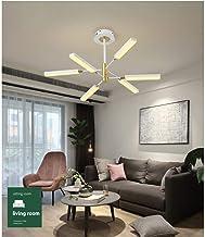 ثريات ليد حديثة، مصابيح جانيد 6 مصابيح سبوتنك لايتس، مصباح سقف معلق لغرفة النوم وغرفة المعيشة وغرفة الطعام