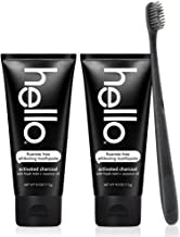 Best hello whitening toothpaste charcoal Reviews