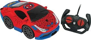Out Run Spider Man Pilhas Candide Azul/Vermelho