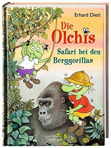 Die Olchis Safari bei den Berggorillas