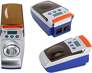 Dental Lab Digital Wax Dipping Pot LED Display Analog Melting Heater Melter