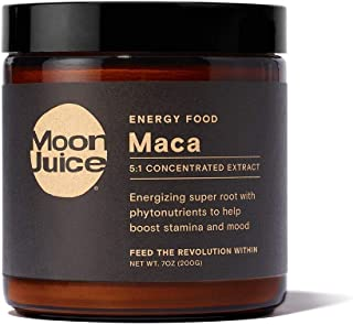 Sponsored Ad - Moon Juice - Raw Maca Root Extract | Organic Adaptogen for Energy and Endurance