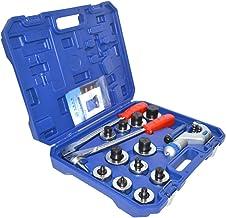 400 x 500 x 50 mm 105 /€//m2 sistema de inserci/ón de espuma para carro de herramientas espuma dura aprox calidad industrial Bandeja para herramientas color negro//azul Gummifritz24de