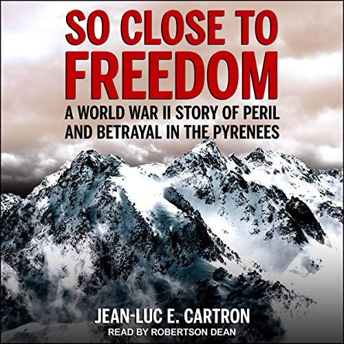 Page de couverture de So Close to Freedom