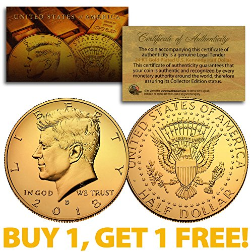 Coin Collecting Album For US Kennedy Half Dollars NO PVC New /& Durable Free Post