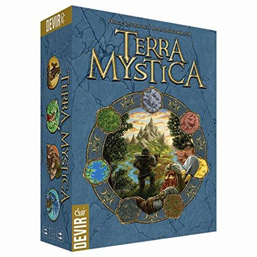Devir - Terra Mystica, Juego de Mesa (222562)