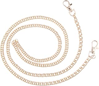 Prettyia Chain Strap For Satchel Bags Shoulder Crossbody Bag Chain Replacement