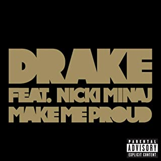 make me proud song