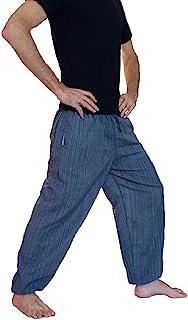 780bd4dbc Amazon.es: Pantalones Hippies - Gris