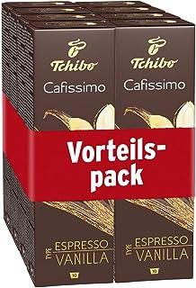Tchibo Cafissimo Flavoured Edition Espresso Vanilla, 80 Kaffee-Kapseln, Großpackung
