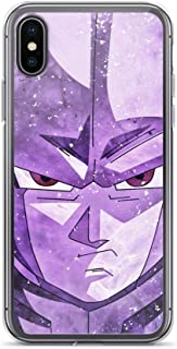 iPhone X/XS Pure Clear Case Cases Cover Japanese Comic Manga Hit Dragonball Super Anime Japan