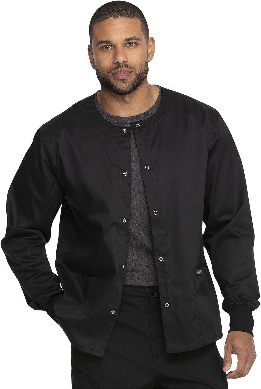 Dickies Genuine Industrial Strength Men & Women Warm Up Scrubs Jacket GD300: Clothing, Shoes & Jewelry
