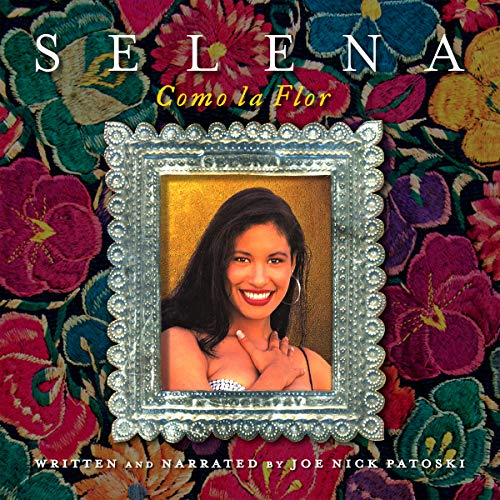 Selena: como la flor [Selena: Like the Flower] audiobook cover art