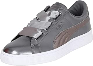 Puma Girl's Basket Heart Lunar Lux Jr Sneakers