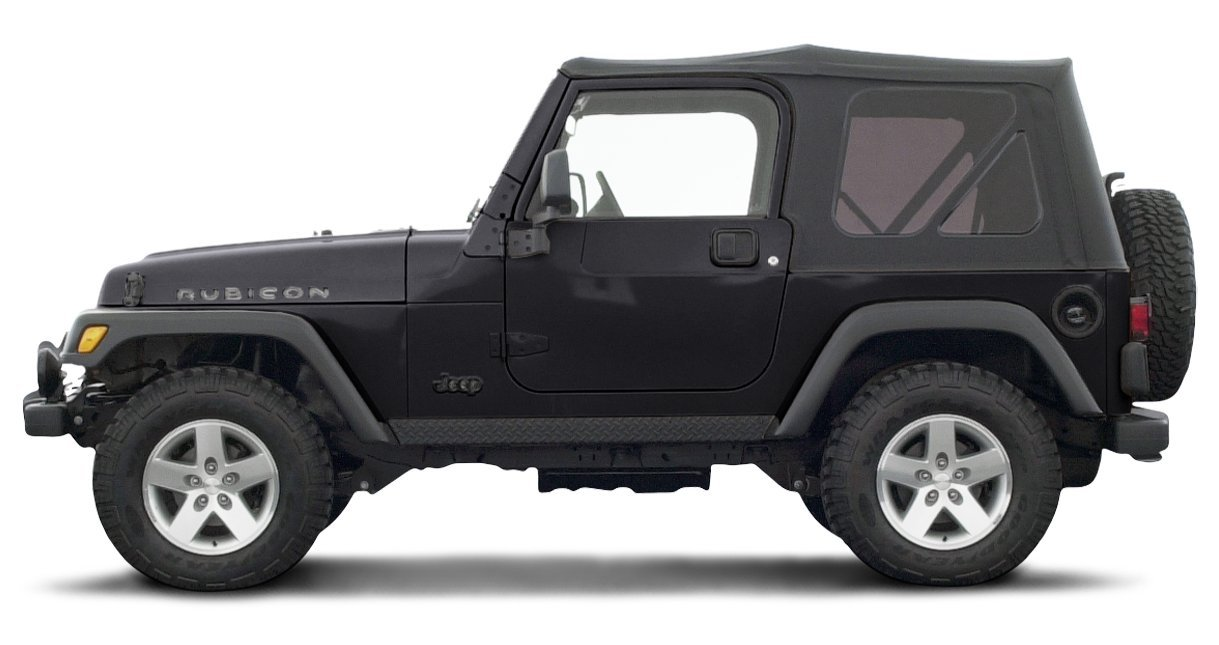 Amazon Com 2004 Jeep Wrangler Rubicon Reviews Images And Specs Vehicles