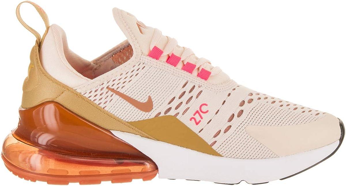 Nike W Air Max 270, Scarpe Running Donna Guava Ice Terra Blush Racer Pink 801