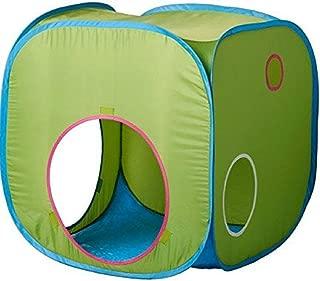 Ikea BUSA 602.435.76 Children's Tent InDoor - OutDoor Play PlayHouse, 28.25 x 28.25 x 28.25 Inch